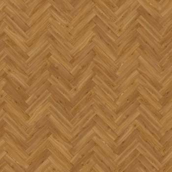 Amtico Spacia in Traditional Oak (SS5W2514) in Parquet laying pattern (4x18 plank)