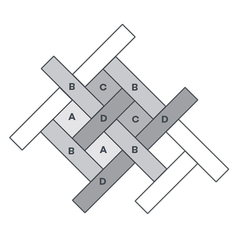 Accord Ein Basket Weave Designb 246 Den Mit Amtico Signature