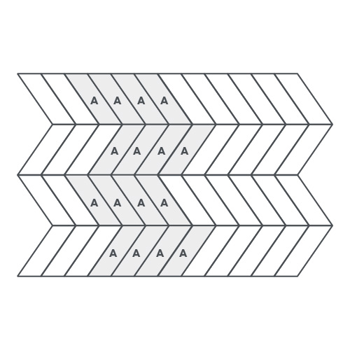 Pleat, 1 Product - EP126 wire image