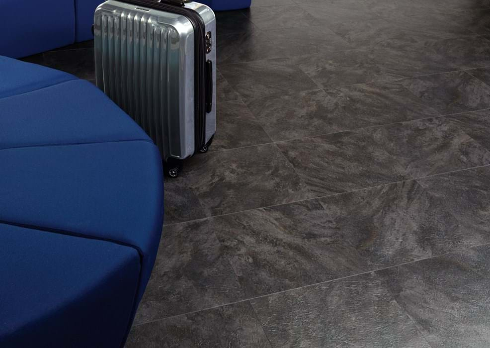 Amtico International: Wave Slate Black - SS5S2602