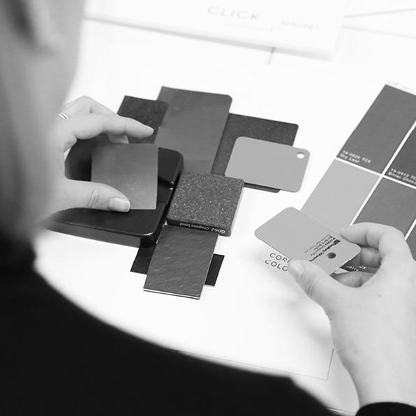 Entdecken Sie Designers Choice  Bodenbeläge für den